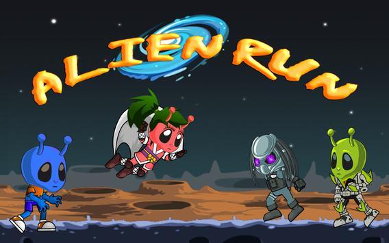 Alien Run screenshot 5