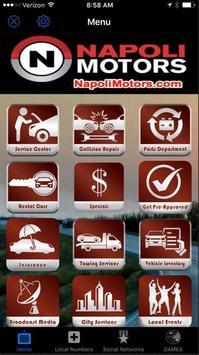 NapoliAEA poster