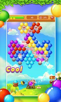 Bubble shooter war screenshot 2