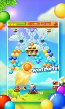Bubble shooter war screenshot 3