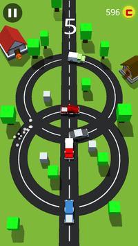 Road killer do not crash apk screenshot
