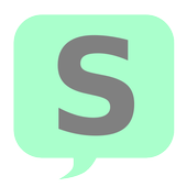 Simple SMS icon