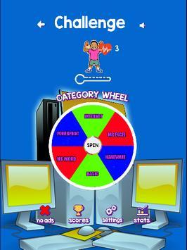 Computer Quiz Game For Kids screenshot 1