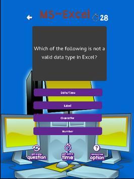 Computer Quiz Game For Kids screenshot 2