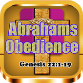 Bible Story : Abrahams Obedience icon