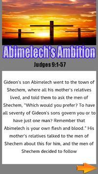 Bible Story : Abimelech's Ambition apk screenshot