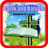Bible Story : Balak and Balaam icon