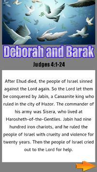 Bible Story : Deborah and Barak screenshot 1