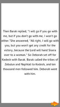 Bible Story : Deborah and Barak screenshot 3
