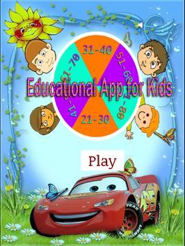 Educational App for Kids poster