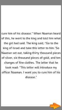 Bible Story : Elisha Heals Naaman screenshot 2