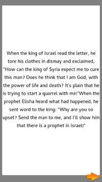 Bible Story : Elisha Heals Naaman screenshot 3
