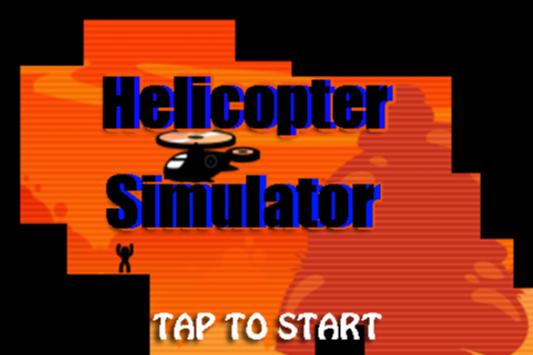 Helicopter Simulator Games poster