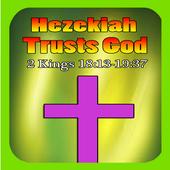 Bible Story : Hezekiah Trusts God icon