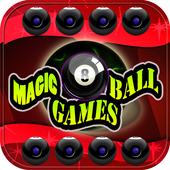 Magic Ball Games Free icon
