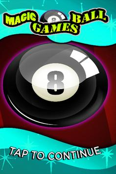 Magic Ball Games Free poster