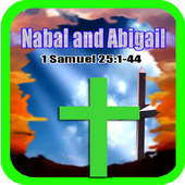 Bible Story : Nabal and Abigail icon