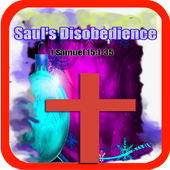 Bible Story : Saul's Disobedience icon