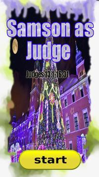 Bible Story : Samson as Judge poster