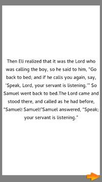 Bible Story : Samuel the Prophet screenshot 3