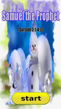 Bible Story : Samuel the Prophet poster