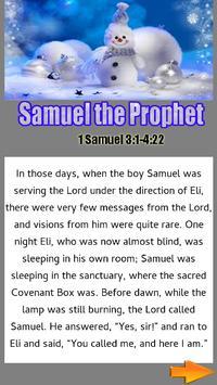 Bible Story : Samuel the Prophet screenshot 1