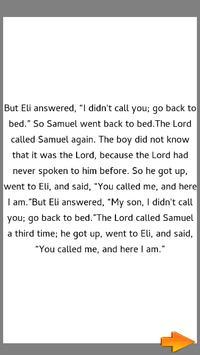 Bible Story : Samuel the Prophet screenshot 2