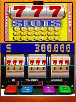 Slot play slots for real money screenshot 1