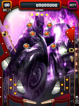 Pinball Arcade Turbo Race Free screenshot 1