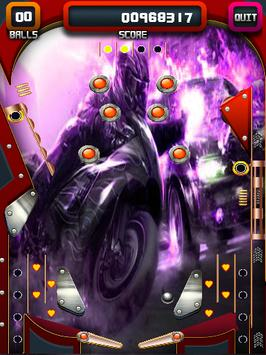 Pinball Arcade Turbo Race Free screenshot 3