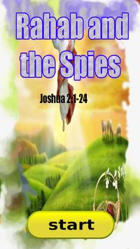 Bible Story : Rahab and the Spies poster