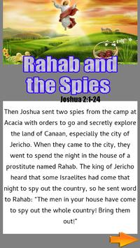 Bible Story : Rahab and the Spies apk screenshot