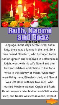 Bible Story : Ruth, Naomi and Boaz screenshot 3