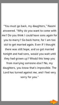 Bible Story : Ruth, Naomi and Boaz screenshot 2