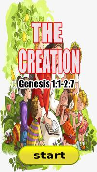 Bible Story :  The Creation poster