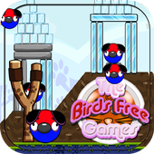 The Birds free games icon
