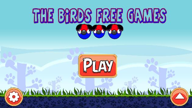 The Birds free games poster