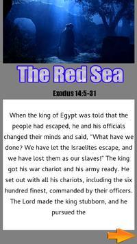 Bible Story: The Red Sea apk screenshot
