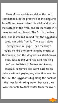 Bible Story : The Ten Plagues apk screenshot