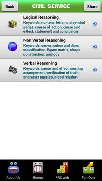 CSE Mobile Reviewer screenshot 3