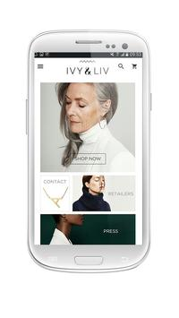 IVY & LIV poster