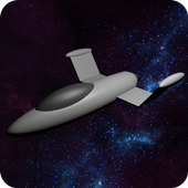 Asteroid Dodger 3D icon