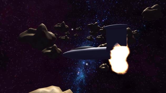 Asteroid Dodger 3D apk screenshot