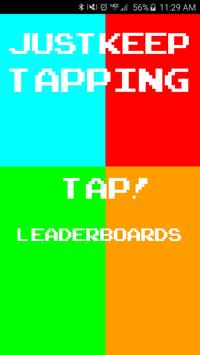 Just Keep Tapping poster