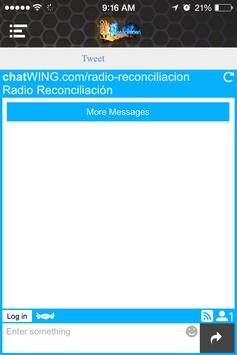 Radio Reconciliación screenshot 2