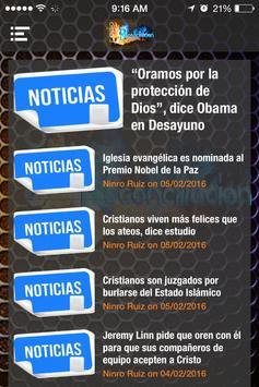 Radio Reconciliación apk screenshot