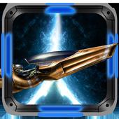 Spaceship FarTravel icon