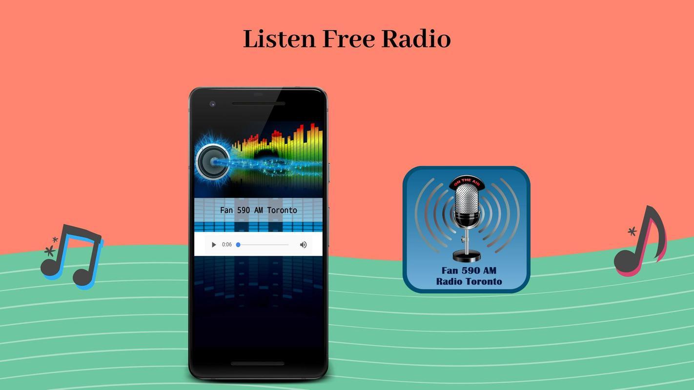 Fan 590 AM Radio Toronto 4