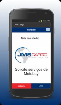 Jms Cargo - Cliente screenshot 1
