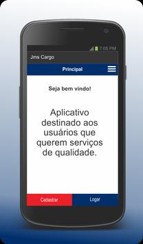 Jms Cargo - Cliente screenshot 3